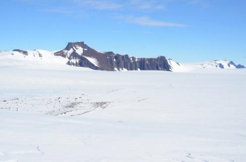 Lillequisthorga, western Dronning Maud Land, Antarctica